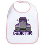 Trucker Catherine Bib