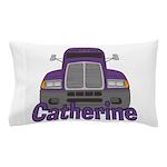Trucker Catherine Pillow Case