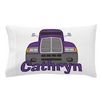Trucker Cathryn Pillow Case