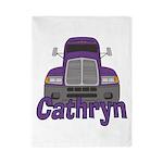 Trucker Cathryn Twin Duvet