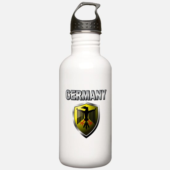 Germany World Cup Soccer Water Bottle
