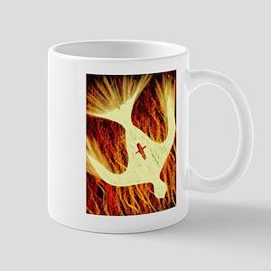 Spirit on Fire Mug
