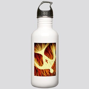 Spirit on Fire Stainless Water Bottle 1.0L