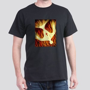 Spirit on Fire Dark T-Shirt