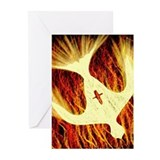Pentecostal Greeting Cards (10 Pack)