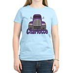 Trucker Charlotte Women's Light T-Shirt