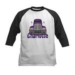 Trucker Charlotte Kids Baseball Jersey
