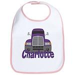 Trucker Charlotte Bib
