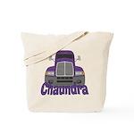 Trucker Chaundra Tote Bag