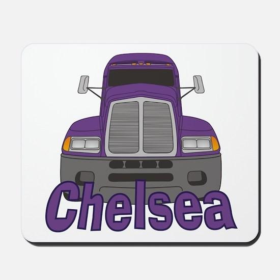 Trucker Chelsea Mousepad