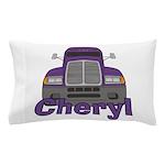 Trucker Cheryl Pillow Case