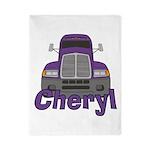 Trucker Cheryl Twin Duvet