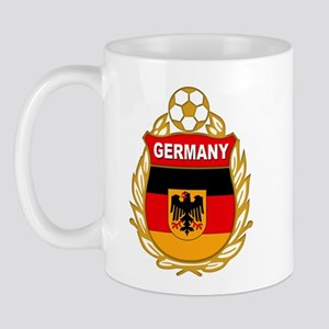 Germany World Cup Soccer Mug