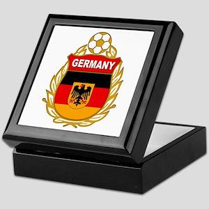 Germany World Cup Soccer Keepsake Box