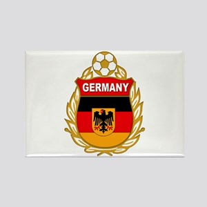 Germany World Cup Soccer Rectangle Magnet