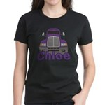 Trucker Chloe Women's Dark T-Shirt