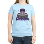 Trucker Christen Women's Light T-Shirt