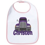Trucker Christen Bib