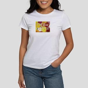 Pregnancy announcement Women's T-Shirt