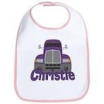 Trucker Christie Bib