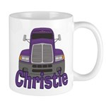 Trucker Christie Mug