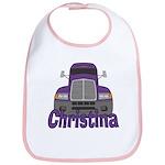 Trucker Christina Bib