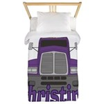 Trucker Christine Twin Duvet