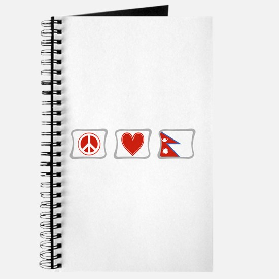 Peace, Love and Nepal Journal
