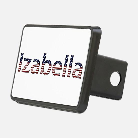 Izabella Stars and Stripes Hitch Cover