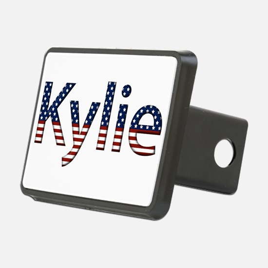 Kylie Stars and Stripes Hitch Cover