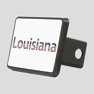 Louisiana Stars and Stripes Rectangular Hitch Cove