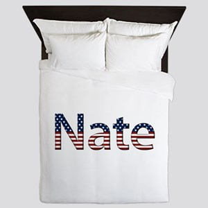 Nate Stars and Stripes Queen Duvet