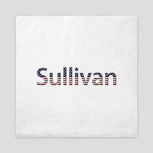 Sullivan Stars and Stripes Queen Duvet