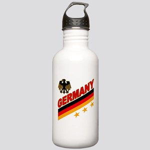 Germany World Cup Soccer Stainless Water Bottle 1.