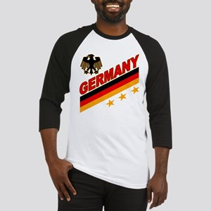 Germany World Cup Soccer Baseball Jersey
