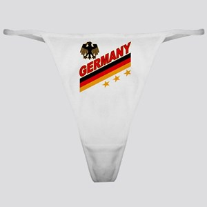 Germany World Cup Soccer Classic Thong