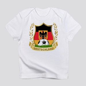 Germany World Cup Soccer Infant T-Shirt