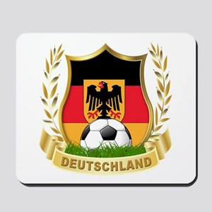 Germany World Cup Soccer Mousepad