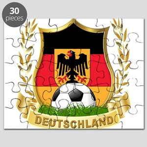 Germany World Cup Soccer Puzzle