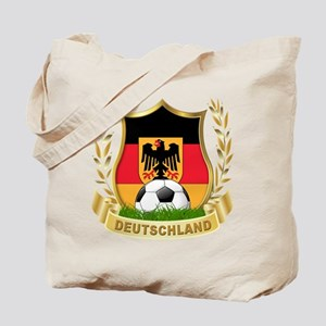 Germany World Cup Soccer Tote Bag