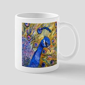 Prince Peacock Mug