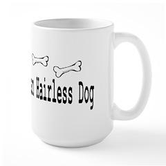 Mexican Hairless Dog Gifts Large Mug