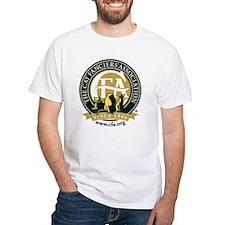 White CFA Logo Shirt