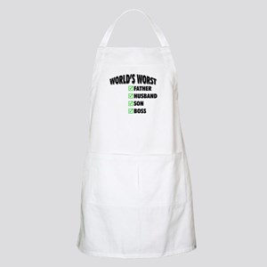 World's Worst: BBQ Apron