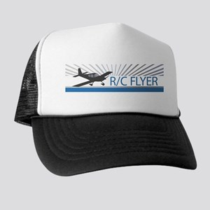 RC Flyer Low Wing Airplane Trucker Hat