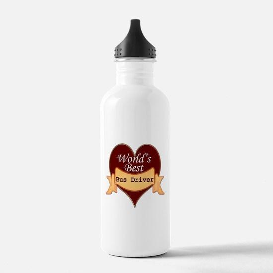 Cute Transportation Water Bottle