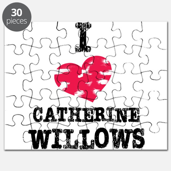 vintage I heart Catherine Willows.png Puzzle