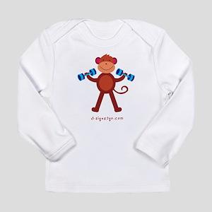 Workout Long Sleeve Infant T-Shirt