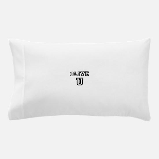 Olive U Pillow Case