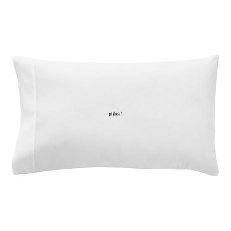 got ghosts Pillow Case